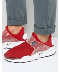 Nike - Sock Dart - Baskets - Rouge 819686-601 - Rouge