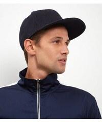 New Look Marineblaue Kappe mit Clipverschluss