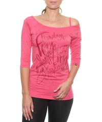Dámské tričko Funstorm Felida pink S