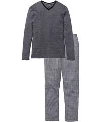 bpc bonprix collection Pyjama noir manches longues homme - bonprix