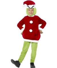 Dětský kostým Grinch Pro věk (roků) 7-9