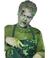Krev Monstrum zelená