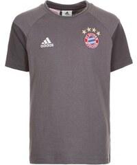 adidas Performance FC Bayern München T-Shirt Kinder grau 128,140,152,164,176