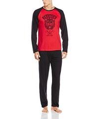 Freegun Herren Sportswear-Set Ah.Freewinter.Pyr.Mz