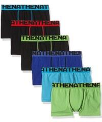 Athena Jungen Badehose Graphic, 6er Pack