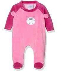 Twins Baby-Mädchen Schlafstrampler Teddybär