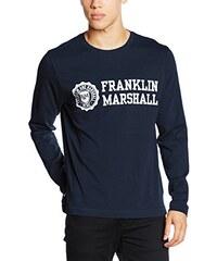 Franklin & Marshall Herren T-Shirt Tsmva225xmw16