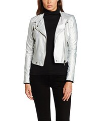 Tantra Damen Jacke Solid Jacket with Zipper and Pockets