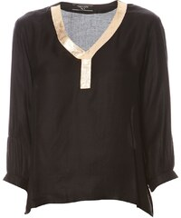 Teddy Smith Tamara - Bluse - schwarz