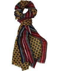 Le Secret des Eléphants Paul - Foulard en laine - imprimé