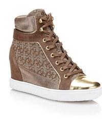 Guess Furr - Sneakers - beige