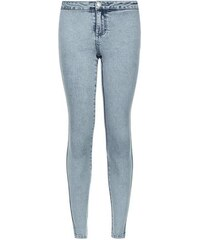 New Look Teenager - Hellblau Jeans mit Acid-Waschung