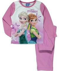 E plus M Dívčí pyžamo Frozen - světle růžové