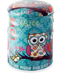 TABURET OWL 30x30x38 cm MyBestHome