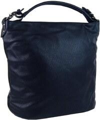 Tapple Velká tmavě modrá kabelka na rameno OS0004