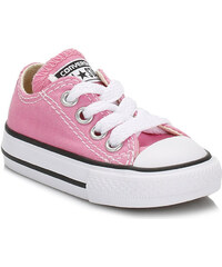 Converse Chaussures enfant CT AS Ox Toddler Kids Pink Canvas Trainers