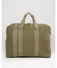 ASOS - Khakigrüne Reisetasche aus Canvas - Grün