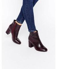 ASOS - ROSALINE - Ankle-Boots mit Absatz - Violett