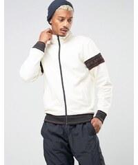 Stussy - Trainingsjacke - Weiß
