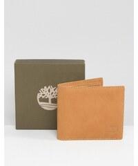 Timberland - Brieftasche aus Leder mit Münzfach - Bronze