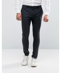 Noak - Pantalon de costume super skinny - Noir