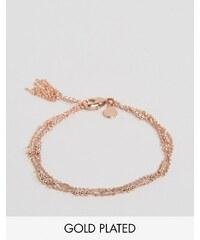 Gorjana - Joplin - Roségoldenes Armband - Gold