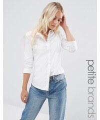 Vero Moda Petite - Chemise classique - Blanc