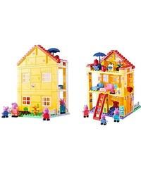 PlayBIG BLOXX Stavebnice Prasátko Peppa Pig domeček plast 107 ks