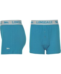 Boxerky Lonsdale 2 Pack Boxers dět.