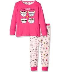 Lina Pink Mädchen Sportswear-Set Bf.Indien.Plk.Mz