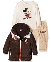 Disney Baby-Jungen Bekleidungsset Mickey Mouse Clothing Set