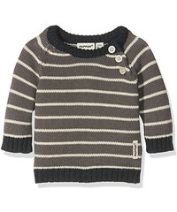Papfar Baby-Jungen O-Neck Langarmshirt