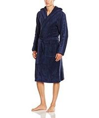 Calvin Klein Herren Bademantel Hooded Robe
