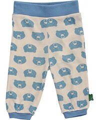 Fred's World by Green Cotton Baby-Jungen Hose Wool Polar Bear Pants