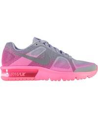 Nike Dart 9 Girls Running Shoes Grey/Pink