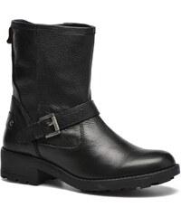 Pepe jeans - Agra Solid - Stiefeletten & Boots für Damen / schwarz