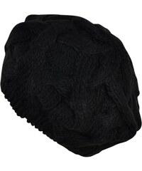 Art of Polo Pletený baret černý