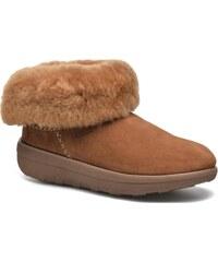 FitFlop - Supercush Mukloaff Shorty - Stiefeletten & Boots für Damen / braun