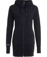Elle Sports Sweat à capuche black