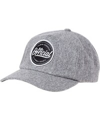 Official QUISE LLANO Casquette mottled grey
