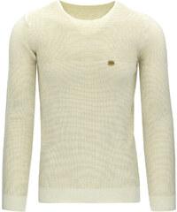 Coolbuddy Pánský svetr s kulatým výstřihem 9353 Velikost: M