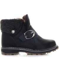 C.C.P. Zimní chlapecké boty 9907C.B
