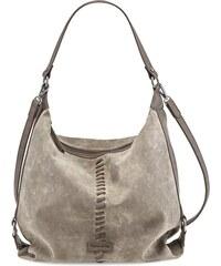 Tamaris Elegantní kabelka Lyra Hobo Bag 1633162-349 Taupe comb