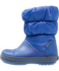 Crocs Stiefel cerulean blue/light grey