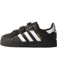 adidas dětská obuv SUPERSTAR FOUNDATION CF I