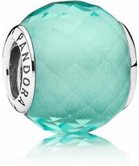 Pandora Broušený zelený korálek 791499SGQ