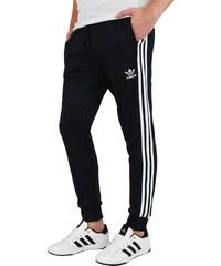 adidas Dlouhé pohodlné kalhoty modrá XS