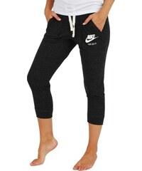 Dámské kalhoty Nike Gym Vintage Capri 726053-010