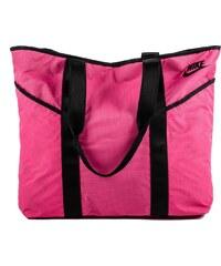 Nike Prostorná taška Azeda růžová Jednotná