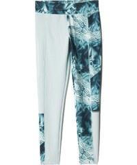 adidas Běžecké legíny Run Long modrá 34